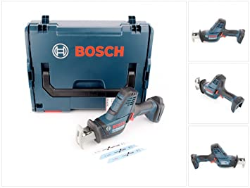 de1842e0009 Bosch Professional GSA L-Boxx 18 V-LI C Cordless Sabre Saw (Without ...