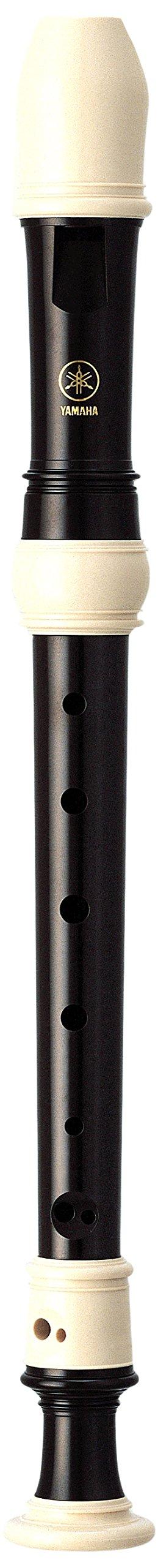 Yamaha YRS 301III Soprano Recorder German Fingering Brown
