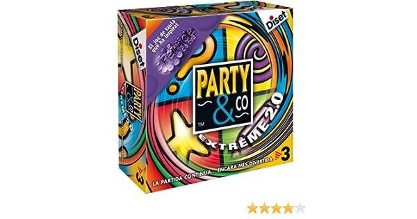 Diset 10035 - Party & Co Extreme 2.0 Tv3 (Catalán): Amazon.es: Juguetes y juegos