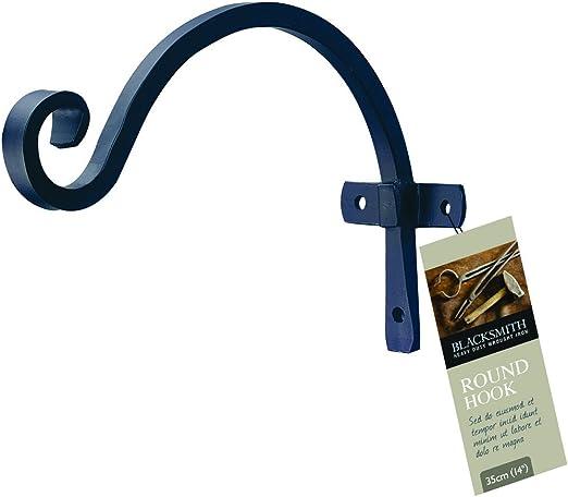 Blue Gardman 01230 21 cm//8 Inch Blacksmith Square Hook