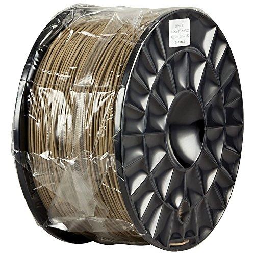 Nunus wood bois filament sur bobine pour imprimante - Bobine imprimante 3d ...