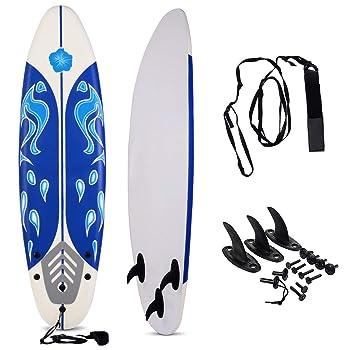 GYMAX 6' Funboard Surfboard
