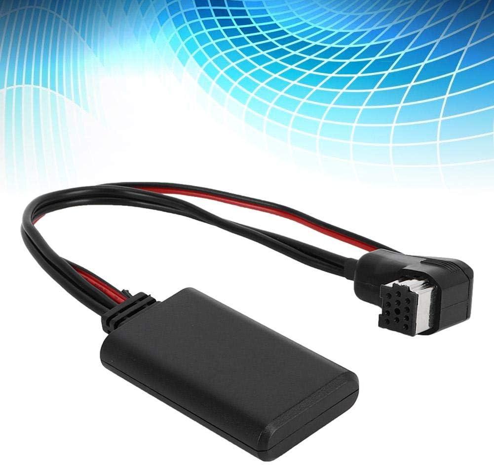 adaptador inal/ámbrico Bluetooth AUX M/ódulo est/éreo de audio para autom/óvil para IP-BUS Adaptador est/éreo