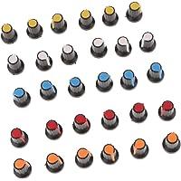 30pcs Wh148 Ag2 Potenciómetro Perilla Sombrero Herramientas Multiusos y Accesorios