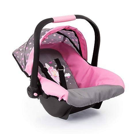 Bayer Design Silla de Coche Easy Go, Accesorios, Asiento para bebé de Muñecas,