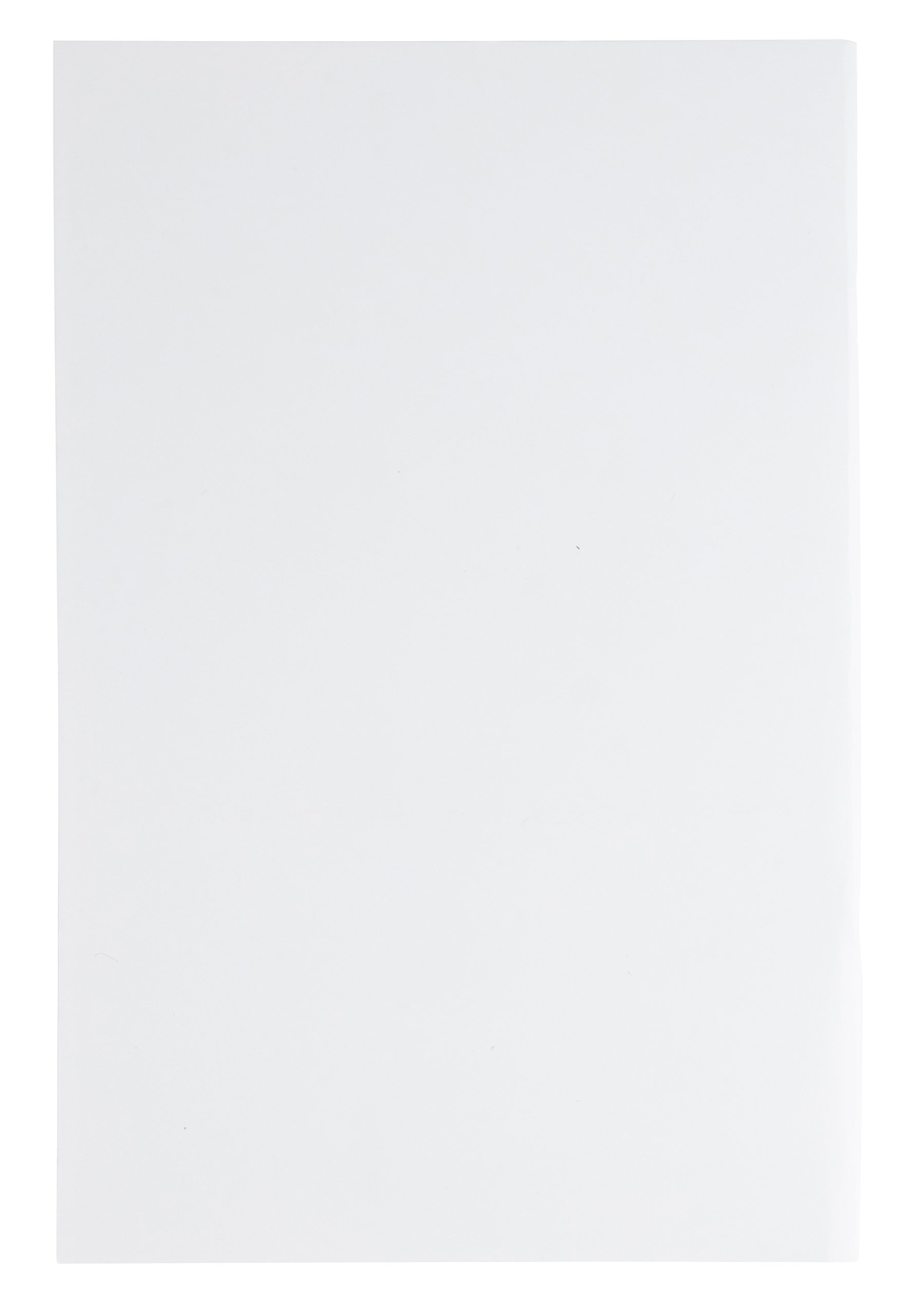 Blank Notebook - 24-Pack Unlined Books, Unruled Plain Travel Journals for Students, School, Children's Writing Books, Creative Class Project, White, 5.5 x 8.5 Inches, Half Letter Sized, 24 Sheets Each by Paper Junkie (Image #3)