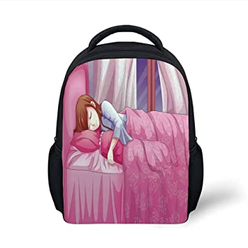 Amazon.com  iPrint Kids School Backpack Anime 95db94427c616