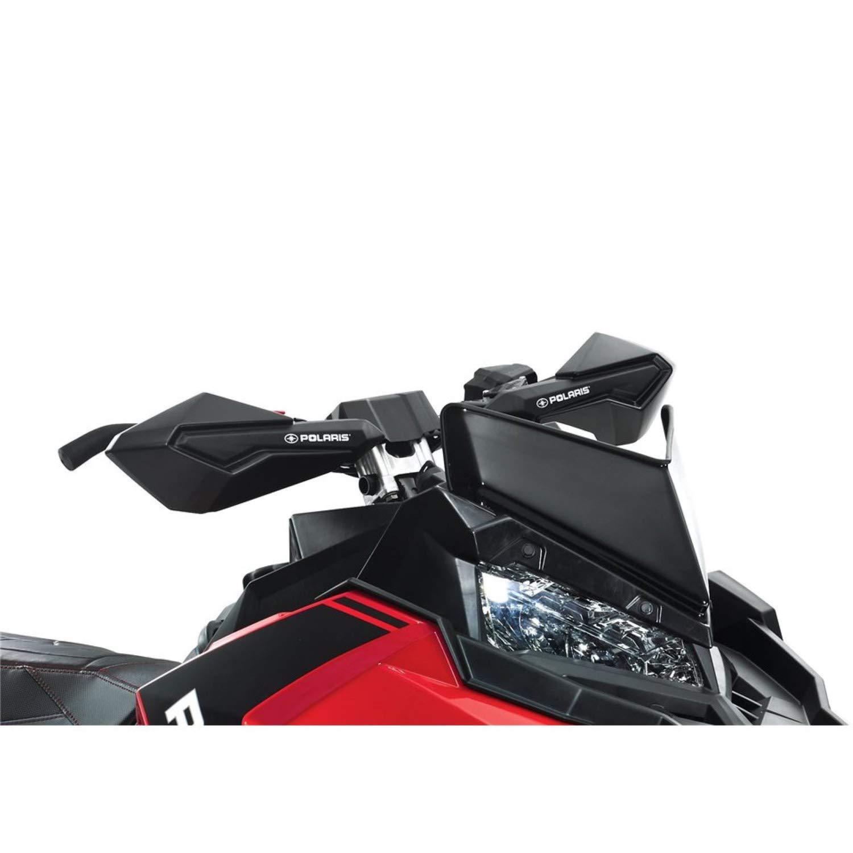 Polaris Black Snowmobile Hand Guards 2879192
