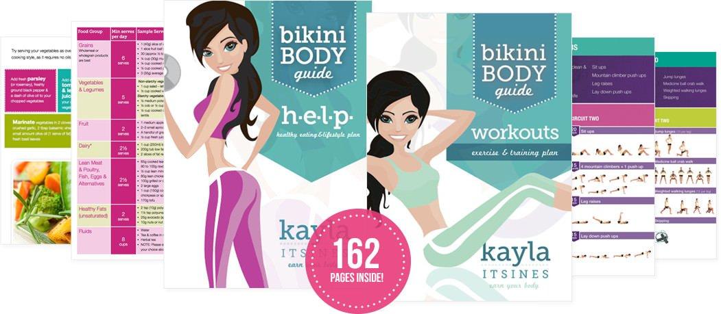 Kayla Itsines, yay or nay? : Fitness - reddit