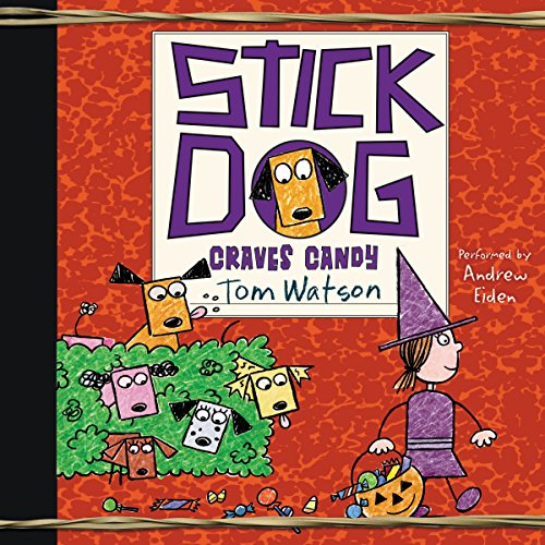 Stick Dog Craves Candy -