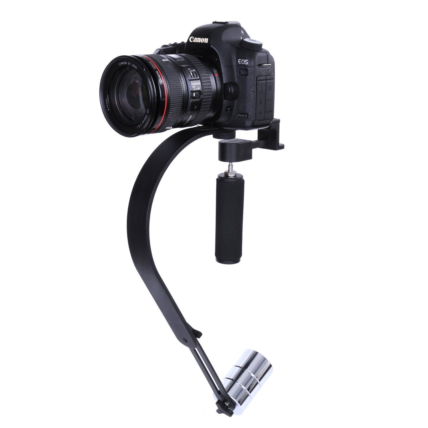 Opteka Steadyvid 200ex Pro Video Stabilizer System For Panasonic Ag Ac90 Professional The Following Series Camcorders Ac130a