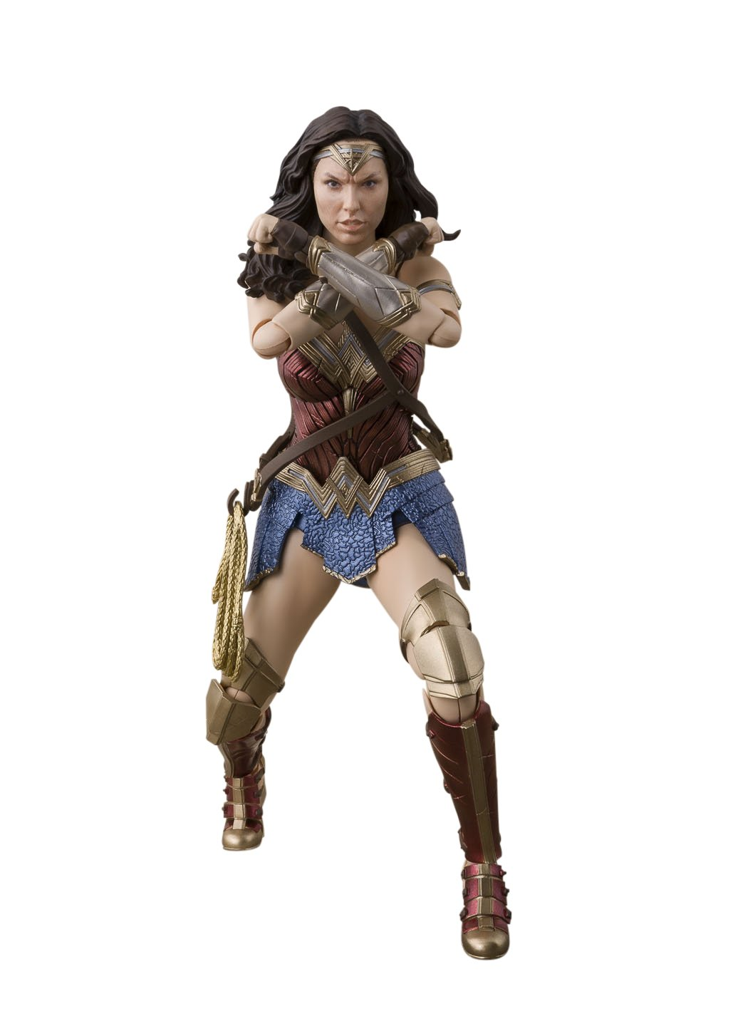 Tamashii Nations Bandai S.H. Figuarts Wonder Woman Justice League Action Figure