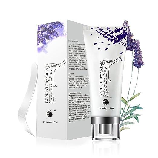 Foreverrise Hair Removal Cream, Painless Premium Depilatory Cream Used on Legs & Body for Men and Women 100g (100g) best depilatory cream