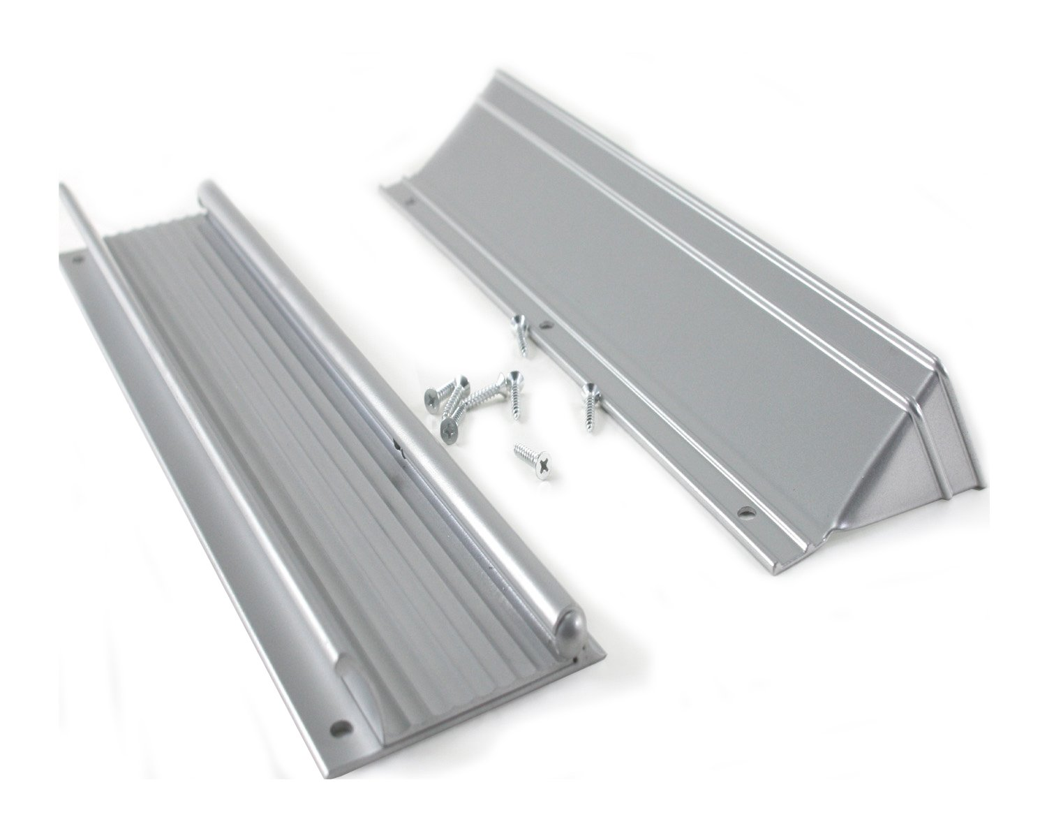 M D Building Products 28555 13 Inch Flap And Hood Mail Slot   Door Mail  Slots   Amazon.com