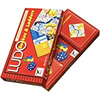 LUDO SNAKES &LADDERS and 2 in 1 Game