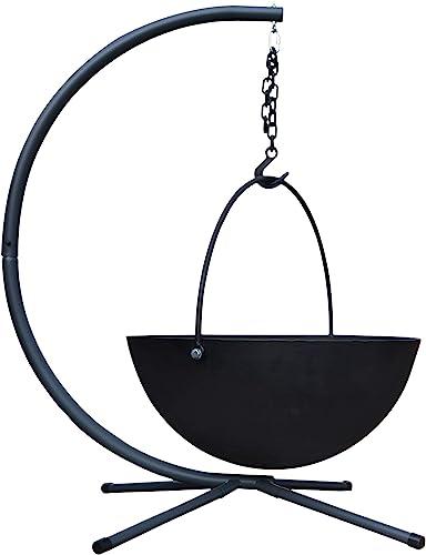 Titan 42″ Cauldron Fire Pit Bowl