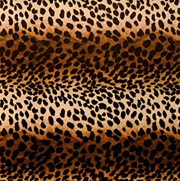 The Gift Wrap Company Leopard Print Deluxe Gift Wrapping Paper, 30-Inches Wide x