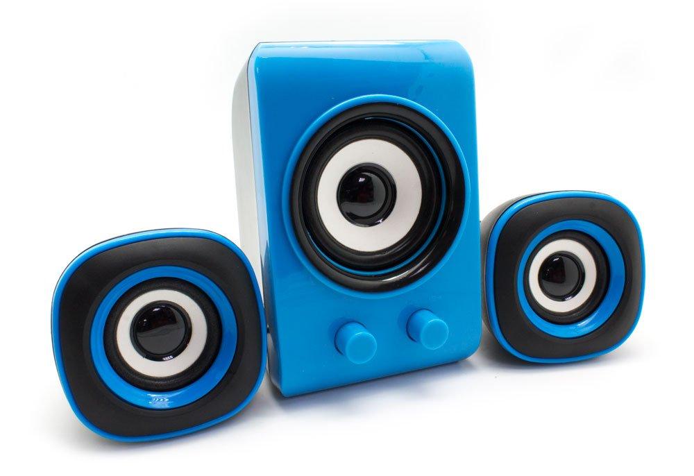 Altavoz Hicrom 2.1 Azul Biwond NA