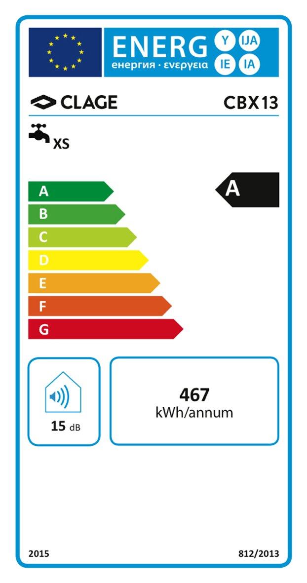 Clage CBX 11 compacta de B-Ware - Calentador de agua (eléctrico): Amazon.es: Bricolaje y herramientas