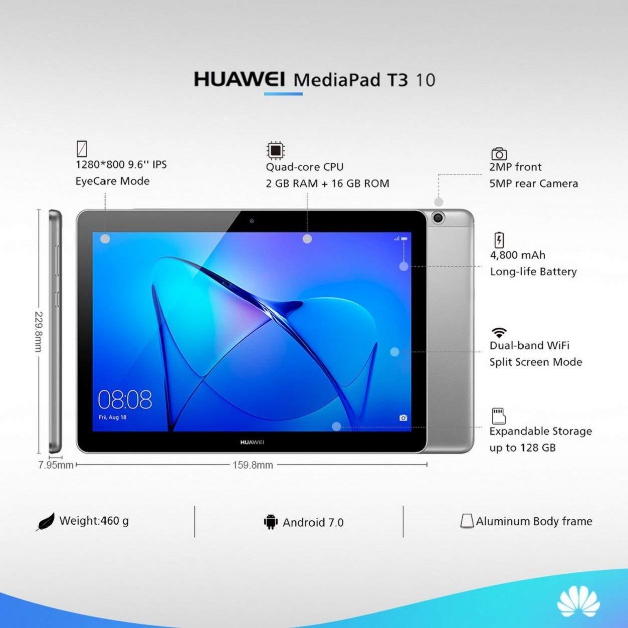HUAWEI MediaPad T3 10 – 9 6