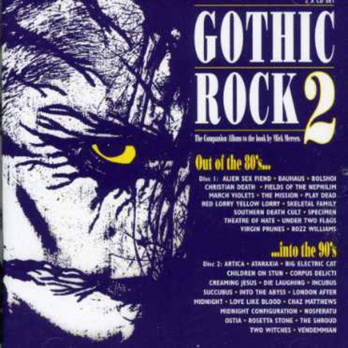 VARIOUS ARTISTS - Gothic Rock 2 / Various - Amazon com Music