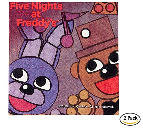 Five Nights at Freddy's Luncheon Napkins 13