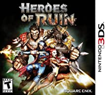 Heroes of Ruin - Nintendo 3DS