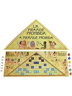 Juego Mesa Erótico La Piramide Prohibida- Secret Play: Amazon.es: Salud y cuidado personal