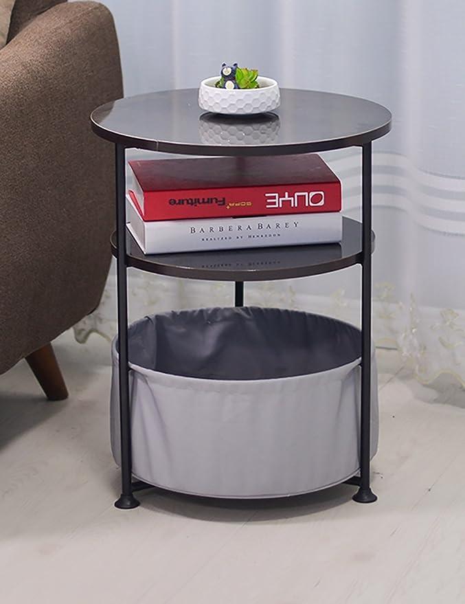 Amazon.com: HAIPENG - Mesa de centro para salón, diseño ...
