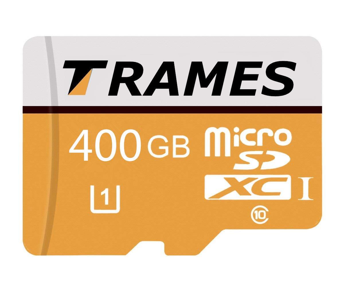DJHSJDH Scheda SDXC ad Alta velocit/à Classe 10 128 GB 256 GB 400 GB Scheda di Memoria Micro SD da 64 GB 128 GB con Adattatore Incluso