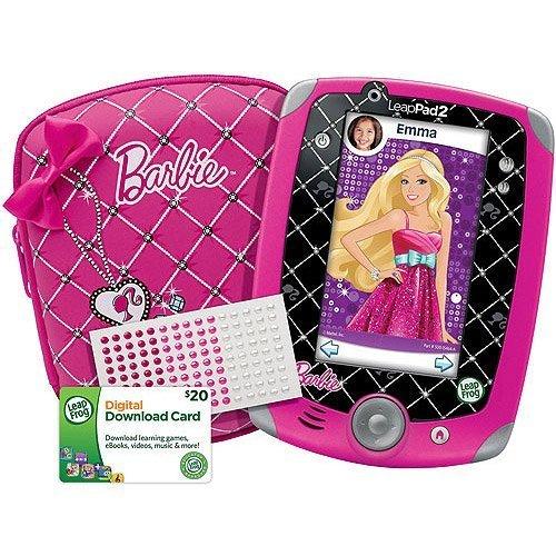 LeapFrog LeapPad2 Explorer Totally Barbie Bundle by LeapFrog Enterprises