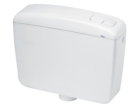 Waterful spk1000 cassetta scarico wc a zaino 2 tasti completa