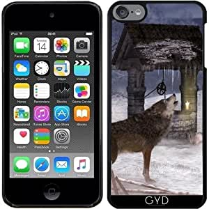 Funda para Ipod Touch 6 - Invierno Lobo 3 by Illu-Pic.-A.T.Art