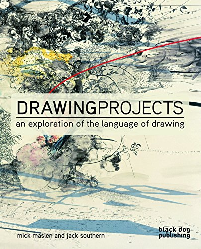The Drawing Projects: An Exploration of the Language of Drawing by Brand: Black Dog Publishing