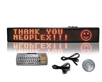 Amazon.com: NeoPlex 1-Color (sólo Red) 6