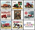Shop72 - FARMALL, AGCO Corporation Tractors Tin Sign Retro Vintage Distrssed