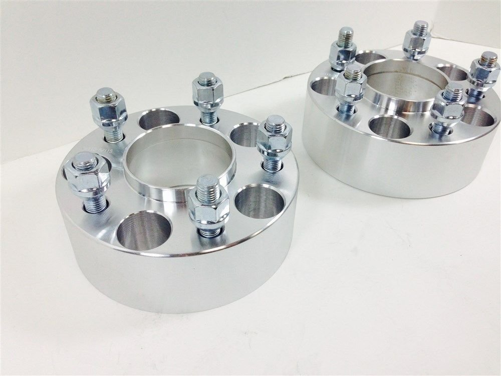 Customadeonly 2 Pieces 1.57 40mm Hub Centric Wheel Spacers Bolt Pattern 5x114.3 5x4.5 with Lip Center Bore 66.1mm Thread Pitch 12x1.25 Studs for Infiniti G35 G37 Nissan 240Sx 350Z 370Z 300Zx