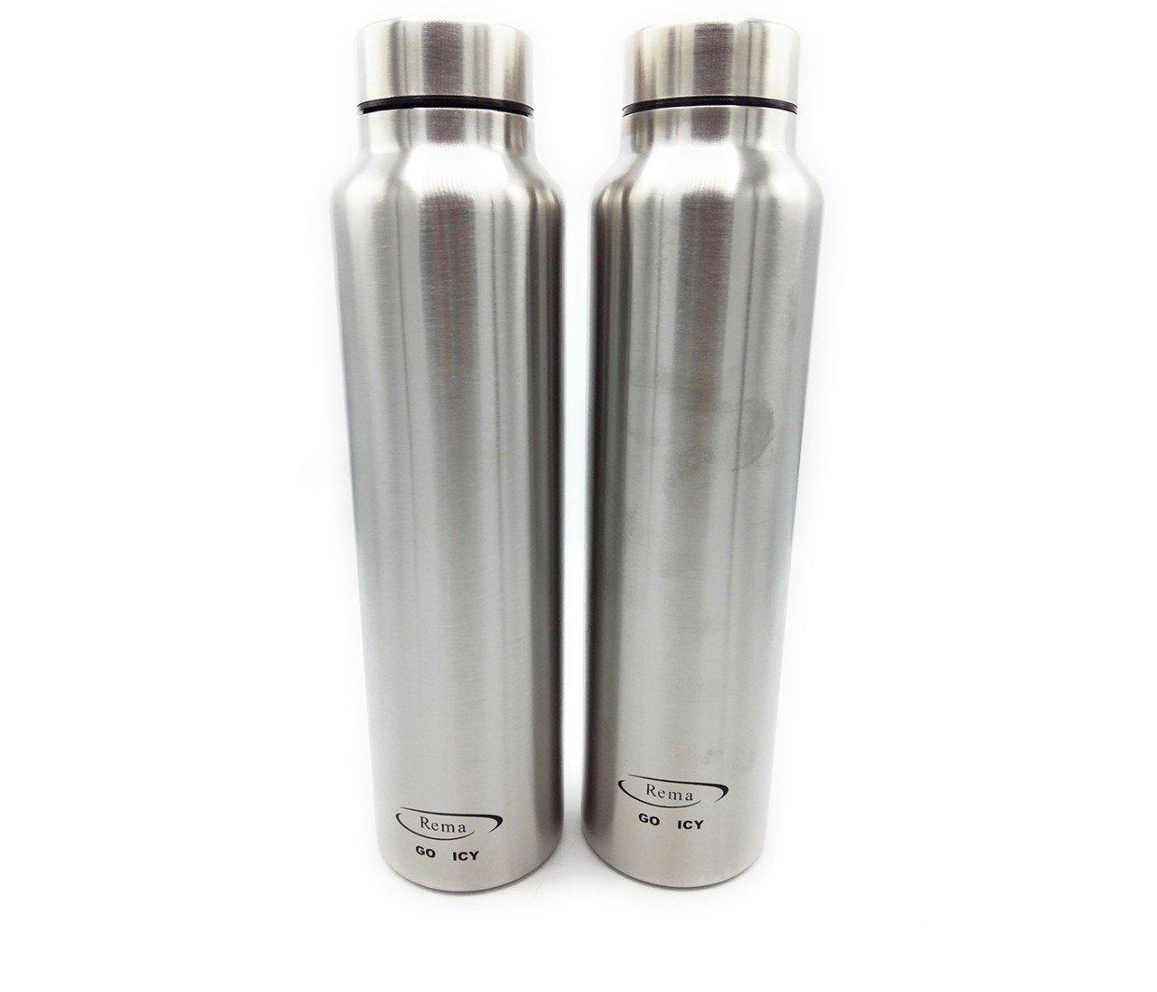 5ffc9c4e9b4 Ivarian Rema Stainless Steel Bottle
