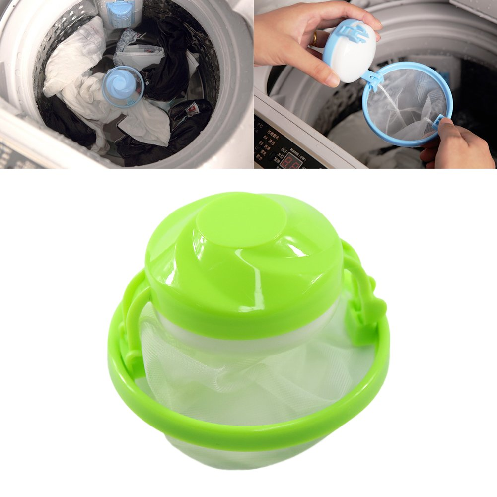MSHIER Machine Random Colour Laundry Washing Wash And Dry Fabric Magnetic Ball For New Hot HAHA by MSHIER (Image #1)