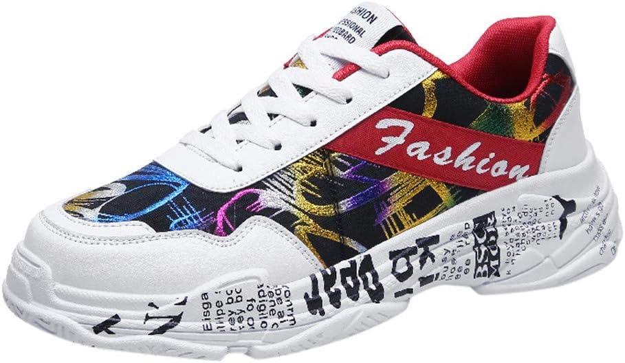 JUNMAONO Zapatillas Deportivas Zapatillas de Deporte Hombre Respirable para Correr Ligeras Transpirables Asfalto Running Sneaker Aire Libre y Deporte Casual Zapatos Gimnasio Sneakers: Amazon.es: Hogar