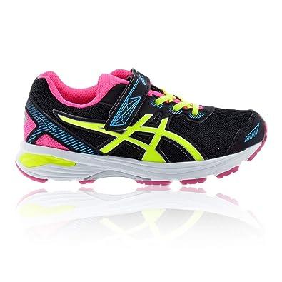 f4d6e99ad0de7 ASICS GT-1000 5 PS Junior Running Shoes Black  Amazon.co.uk  Shoes   Bags