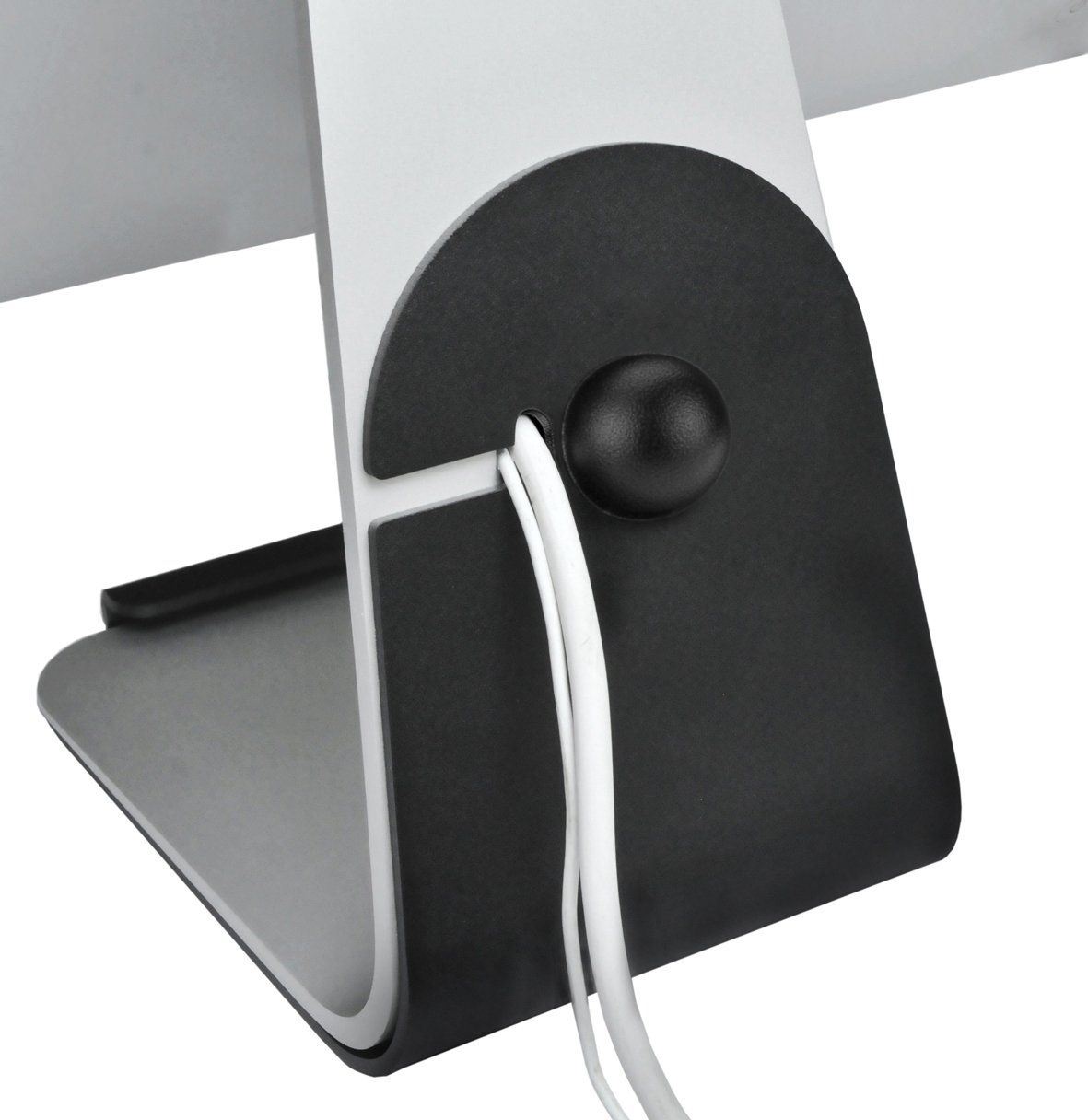 SecurityXtra SecureDOCK UNO Low Profile Security Lock Mount for iPad Pro White by SecurityXtra (Image #2)