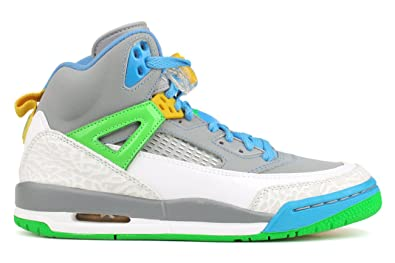 92e1ef4dbe5d16 Image Unavailable. Image not available for. Color  Jordan Nike Air Spizike  (GS) Boys Basketball Shoes ...