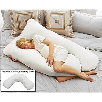 Amazon.com: Hoy Mom Embarazo y Lactancia almohada unidades ...