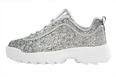 LUCKY STEP Women Fashion Sneakers