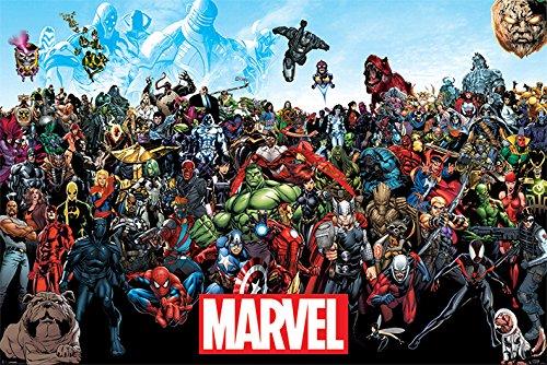 Marvel Comics Universe Comic