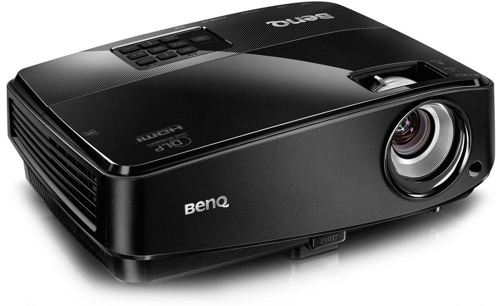 Benq Ms521 Svga 3000l Hdmi Smart Eco 3d Projector With