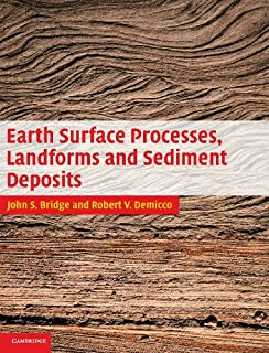Earth Surface Processes, Landforms and Sediment Deposits (0521857805) | Amazon price tracker / tracking, Amazon price history charts, Amazon price watches, Amazon price drop alerts