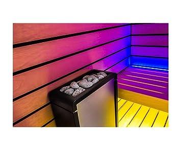 Sentiotec Saunaofen Concept R Mini 6 Kw Fur Badezimmer Sauna Inkl