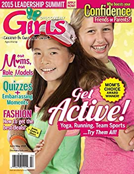 1-Yr Discovery Girls Magazine